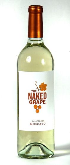 Naked Grape Moscato    If you like sweet dessert wines, this is amazing. It tastes like peaches and honey. <3