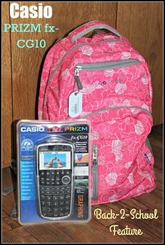 Casio ~ Back To School With The PRIZM fx-CG10