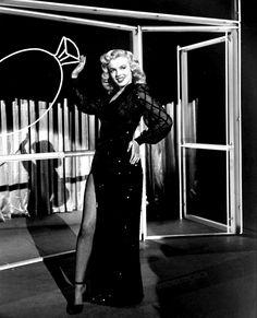 """""""Marilyn Monroe in Ladies of the Chorus. """""""