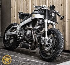 Buell XB12S by Impossiblegarage & Cecco Motorsport