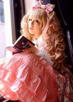 ♡ ♥ ロリータ, Sweet Lolita, Lolita, Loli, Pastel, Victorian, Rococo ♥ ♡