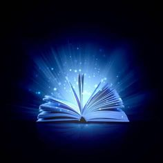 Photographic Print: Image of Opened Magic Book with Magic Lights by Sergey Nivens : Spiritual Images, Light Images, Wallpaper Iphone Disney, Magic Book, Book Images, Book Aesthetic, Dark Fantasy Art, Find Art, Storytelling