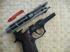 Do not use recoil buffers | Pistol Modifications You Need To Avoid | Gun Carrier | https://guncarrier.com/pistol-modifications-avoid/