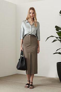 bed0c71fd67b REISS SS17 Womenswear Lookbook Look 31 Reiss