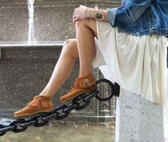 The Concho Feather Boot: A one of a kind ankle boot