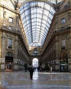 Go Shopping in Milan