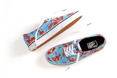 YODA Floral Vans <3  Announcing Vans x Star Wars: Fully Armed and Operational Fashion | StarWars.com