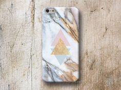 Gold Hipster Marmor Hülle Samsung Galaxy S8 S7 S6 Edge S5 S4 Note A3 A5 J5 Mini