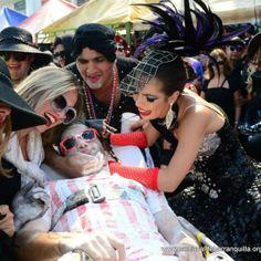 "5 Mar 2014. COLOMBIA > CARNAVAL DE BARRANQUILLA ""Muere Joselito, se acaba el Carnaval de Barranquilla"""