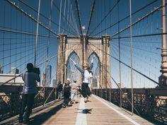 NYC-1004690 Oslo, Brooklyn Bridge, Nyc, Travel, Viajes, Destinations, Traveling, Trips, New York