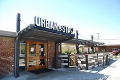 Urban Stack in Chattanooga, TN...absolutely the best hamburger in the Tennessee valley!