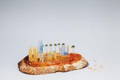 Food : les mises en scènes colorées de villes du monde entier | Glamour