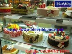 ▆ ▇ ★★ Finding a #CakeShop That Will Not Disappoint in Surrey ★★ ▇ ▆ Blue Ribbons supply a complete range of cake for different occasions like birthday, wedding or anniversary. Call us on: 0208 941 1591 or Email us at: info@blueribbons.co.uk.