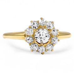 $2320 The Cher Ring from Brilliant Earth