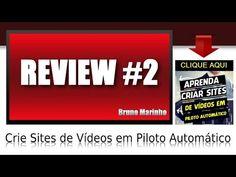Curso Crie Sites de Vídeos em Piloto Automático Análise Completa e Detal...