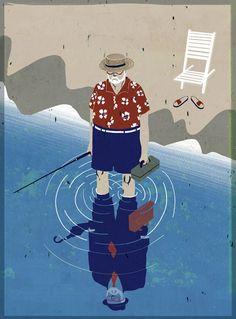 NYT Illustrator Emiliano Ponzi