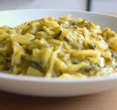 Gęsta, młoda kapustka – wege, dietetyczna :)