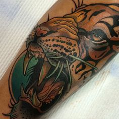 Sam Clark Tattoos