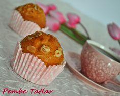 Pembe Tatlar: Üzümü Muffin