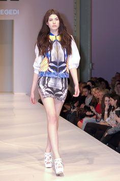 Elle Fashion, Fashion Show, Winter Season, Fall Winter, Budapest, Harajuku, Spring Summer, Collection, Design