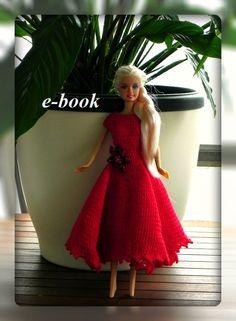Dieses romantisches Kleid sieht sowohl in rot als auch in anderen Farben toll aus. Du kannst gerne das Kleid kürze oder länge häkeln und schon bekommst Du ein anderes Kleidungsstück! Dank dieser PDF-Häkelanleitung mit Fotos und sehr ausführlichen Er