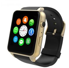 203fab86b1679 GIEFTU GT88 GSM SIM Card Bluetooth Sports Smart Watch with Camera Heart  Rate Monitor Smartwatch for Android and IOS-in Smart Watches from Consumer  ...