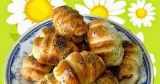 cremwursti in aluat Shrimp, Potatoes, Meat, Vegetables, Food, Potato, Essen, Vegetable Recipes, Meals