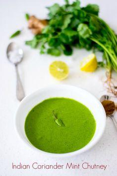 Green-chutney-coriander-mint-chutney-for-sandwich-recipe