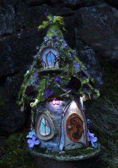 Fairy housse