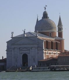 "A reason to hope that Venice doesn't slip into the sea...Palladio's ""Il Redentore"" the