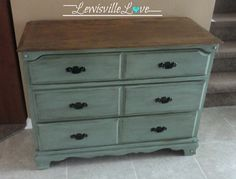 Lewisville Love: My 1st Attempt at Shabby Chic