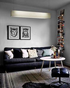 Industrial Chandelier Modern line ceiling by LightingLampDesign
