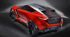 22015 Nissan Gripz Concepto