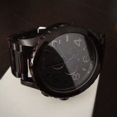A Nixon watch