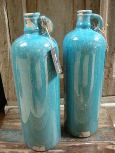 brynxz turquoise - Google zoeken Aqua Blue, Porcelain, Vase, Turquoise, Ceramics, Google, Pretty, Home Decor, Vases