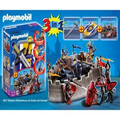 knights or robber sets -all kids