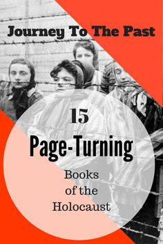 15 Page Turning Books Of The Holocaust