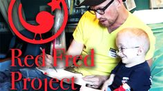 The Red Fred Project: 50 Books. 50 States. 50 Chances At Hope For Critically-Ill Children.