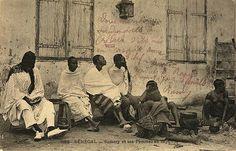 Samory Toure and family
