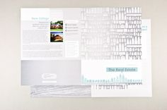 Fully editable Illustrative Real Estate Newsletter Template complete with photos and graphics.