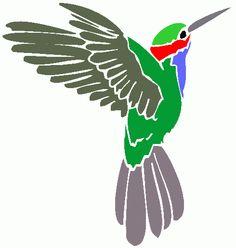 Pin Hummingbird Clip Art Royalty Free Cartoon Stock Image On Pinterest