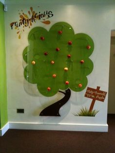 the Apple board @ Chirohealth Scunthorpe