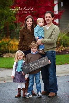 Blog with family photo ideas