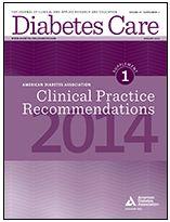 Recomendações 2014 da American Diabetes Association
