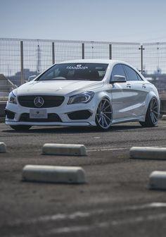 Mercedes CLA by Hamann