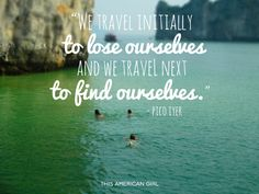 33 Inspiring Travel Quotes Guaranteed to Give You Wanderlust - This American Girl