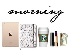 """""""Morning"""" by kayrahnow ❤ liked on Polyvore featuring moda e Chanel"""