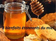 la santé pour tous : 8 bienfaits étonnants du miel