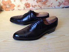 J.M. Weston shoes 402 Flore one-cut calfskin black
