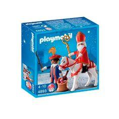 PLAYMOBIL® Sinterklaas en Zwarte Piet 4893